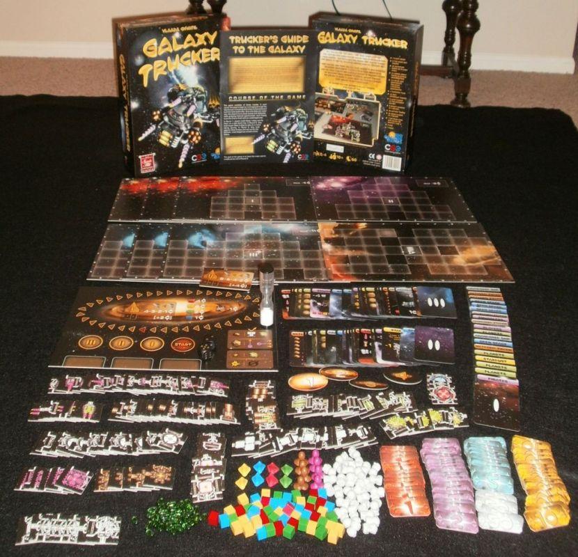 Beli Galaxy Trucker Board Game