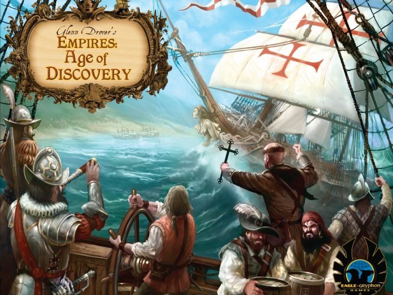 Age Of Empires Iii Is Reborn As Empires Age Of Discovery: Beli Empires Age Of Discovery Board Game Original